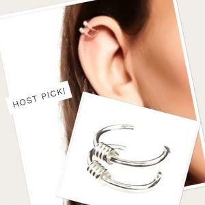 ❗️Ear Cuff - fake cartilage earring